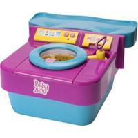 Máquina De Lavar De Brinquedo Xplast Baby Alive - Unissex-Roxo