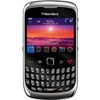 "Celular Blackberry Curve Rim 9300 - Wi-Fi - Bluetooth - Tela 2.46"" - Blackberry Os 6.0 - Preto"