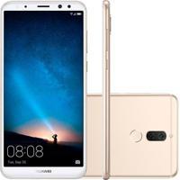 Smartphone Huawei Mate 10 Lite Rne-L23 64Gb Desbloqueado Dourado