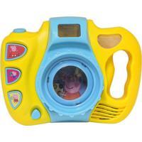 Câmera Fotográfica Divertida - Peppa Pig - Dtc
