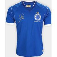 Camiseta Cruzeiro 2003 Nº 10 Especial Masculina - Masculino