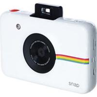 Câmera Digital E Analógica Polaroid Snap Para Fotos Instantâneas Branca - Polsp01W