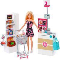 Barbie Supermercado De Luxo - Mattel
