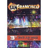 Musical San Francisco 3º Dvd Ao VivoDvd + Cd Sertanejojo
