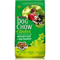 Ração Purina Dog Chow Filhotes Raças Médias E Grandes 1Kg