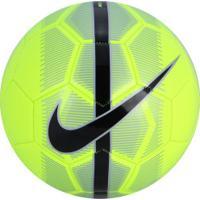 37ba2fb82b Bola De Futebol De Campo Nike Mercurial Fade Fa16 - Amarelo Fluor Preto