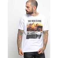 Camiseta Treebo The Andes Masculina - Masculino