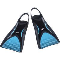 Nadadeira Power Fin Em Silicone 748371 Speedo