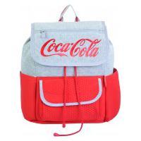 Bolsa Costas Coca Cola Sport 7114105 Cinza/Vermelho