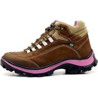 Bota Atron Shoes Adventure Marrom