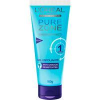 Gel Esfoliante Anti Cravos Pure Zone 100G L'Oréal