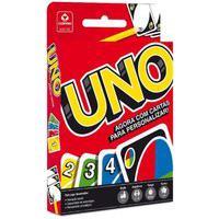 Jogo Uno Copag Com 3 Cartas Para Personalizar 98190