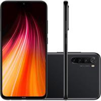 Smartphone Xiaomi Redmi Note 8 128Gb Versão Global Desbloqueado Preto