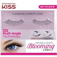Cílios Postiços Kiss New York Blooming Lash Peony - Feminino-Preto