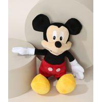 Pelúcia Mickey Mouse Preta