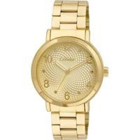 Relógio Condor Feminino Co2035Kmv/4D - Feminino-Dourado