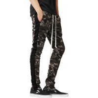 Calça Masculina Camuflagem Army - Preto
