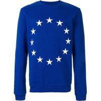 Farfetch  Études Moletom  Story Europa  - Azul 044d44484f22e