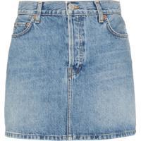 Re/Done Saia Jeans - Azul