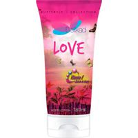 Hidratante Loção Corporal Delikad - Butterfly Collection Love Body Lotion 180Ml - Unissex