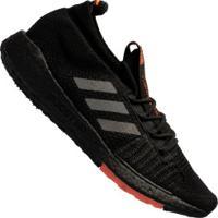 Tênis Adidas Pulseboost Hd - Masculino - Preto/Cinza