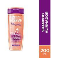 Shampoo Elseve Liso Dos Sonhos 200Ml - Feminino