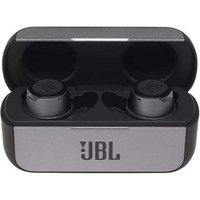 Fone De Ouvido Esportivo Bluetooth Jbl Reflect Flow, Com Microfone, Recarregável, À Prova D´Água - Jblreflectflowblk