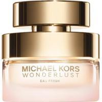 Perfume Feminino Wonderlust Eau Fresh Michael Kors Eau De Toilette 30Ml - Feminino-Incolor