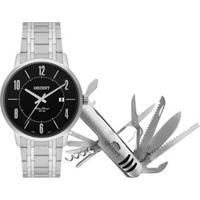 Kit Relógio Masculino Orient Mbss1273 K265P2Sx