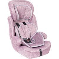 Cadeira Para Auto 9 A 36 KgAlarma Rosa Mesclado
