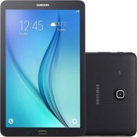 Tablet Samsung Galaxy Tab E T561M 3G 8Gb Android 4.4 Tela 9.6 Cã¢Mera 5Mp