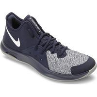 Tênis Nike Air Versitile Iii Masculino - Masculino-Marinho+Cinza