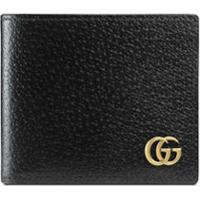 Gucci Carteira 'Gg Marmont' - Preto