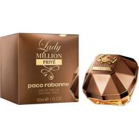Lady Million Privé Eau De Parfum De Paco Rabanne Feminino 80 Ml