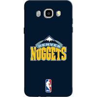Capinha Para Celular Nba - Samsung Galaxy J7 2016 - Denver Nuggets - A08 - Unissex