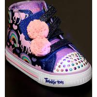 ea8ec72d3bb ... Tênis Infantil Skechers Shuffles Dreamin Day Feminino -  Feminino-Marinho+Pink