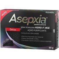 Sabonete Facial Em Barra Asepxia Antiacne Detox Com 80G 80G