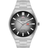 Relógio Orient S1Sx Masculino - Masculino-Prata