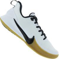 Tênis Nike Mamba Focus - Masculino - Branco/Preto