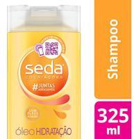 Shampoo Seda Óleo Hidratação 325Ml - Unissex