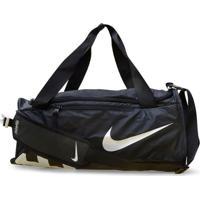 Bolsa Unisex Nike Ba5183-010 Alpha A Cross Body Preto