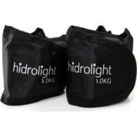 Tornozeleira / Caneleira Hidrolight 3 Kg - Hidrtolight