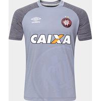 cdae602e20 Netshoes  Camisa Athletico-Pr Aquecimento 17 18 Umbro Masculina - Masculino