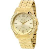 Relógio Condor - Feminino-Dourado