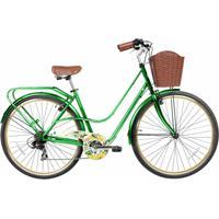 Bicicleta Feminina Gama City Avenue Aro 26 Botânica - Feminino