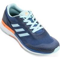 ... Tênis Adidas Mana Bounce 2 Feminino - Feminino-Azul Claro+Laranja e8129ba811d93