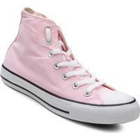 e3d744c5081 ... Tênis Converse Chuck Taylor All Star Hi Seasonal - Feminino-Rosa