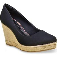 Sapato Fem Ramarim 16-66101 Preto