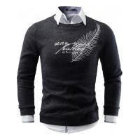 Suéter Masculino Algarve - Preto