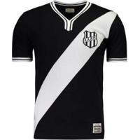 Camisa Retrômania Ponte Preta Ii 1977 Masculina - Masculino